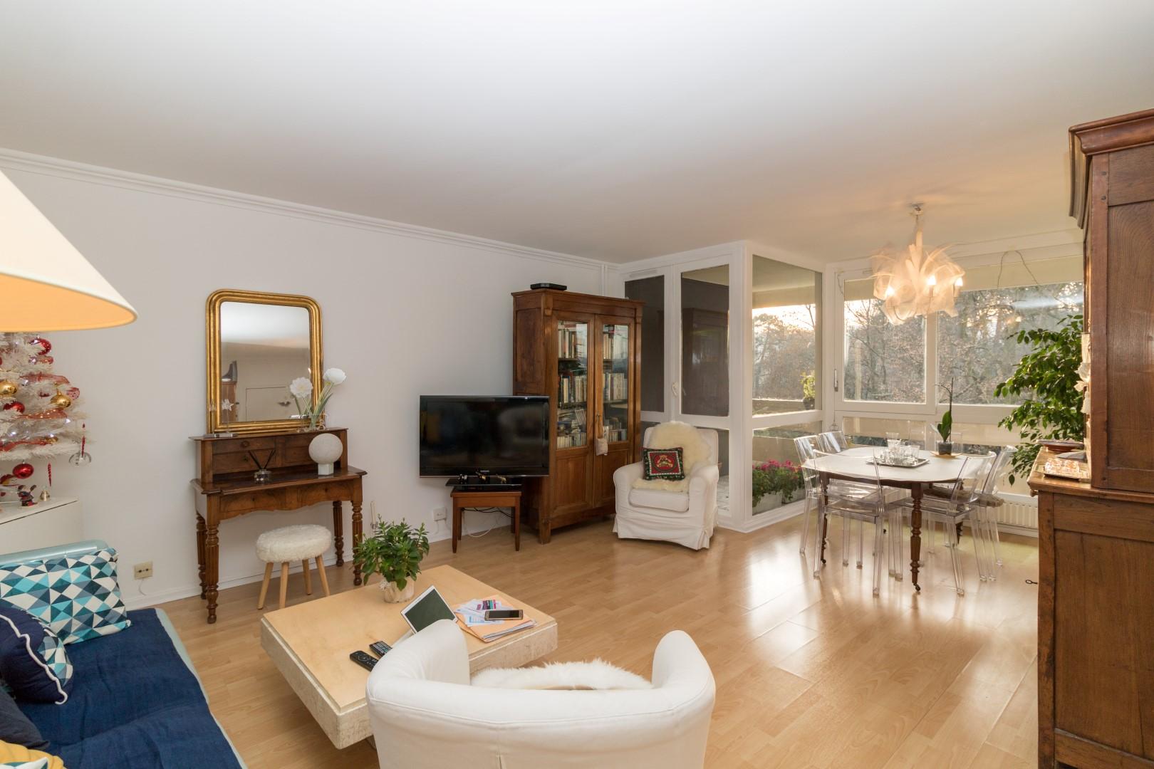 Appartement 4 Pièces – Franconville
