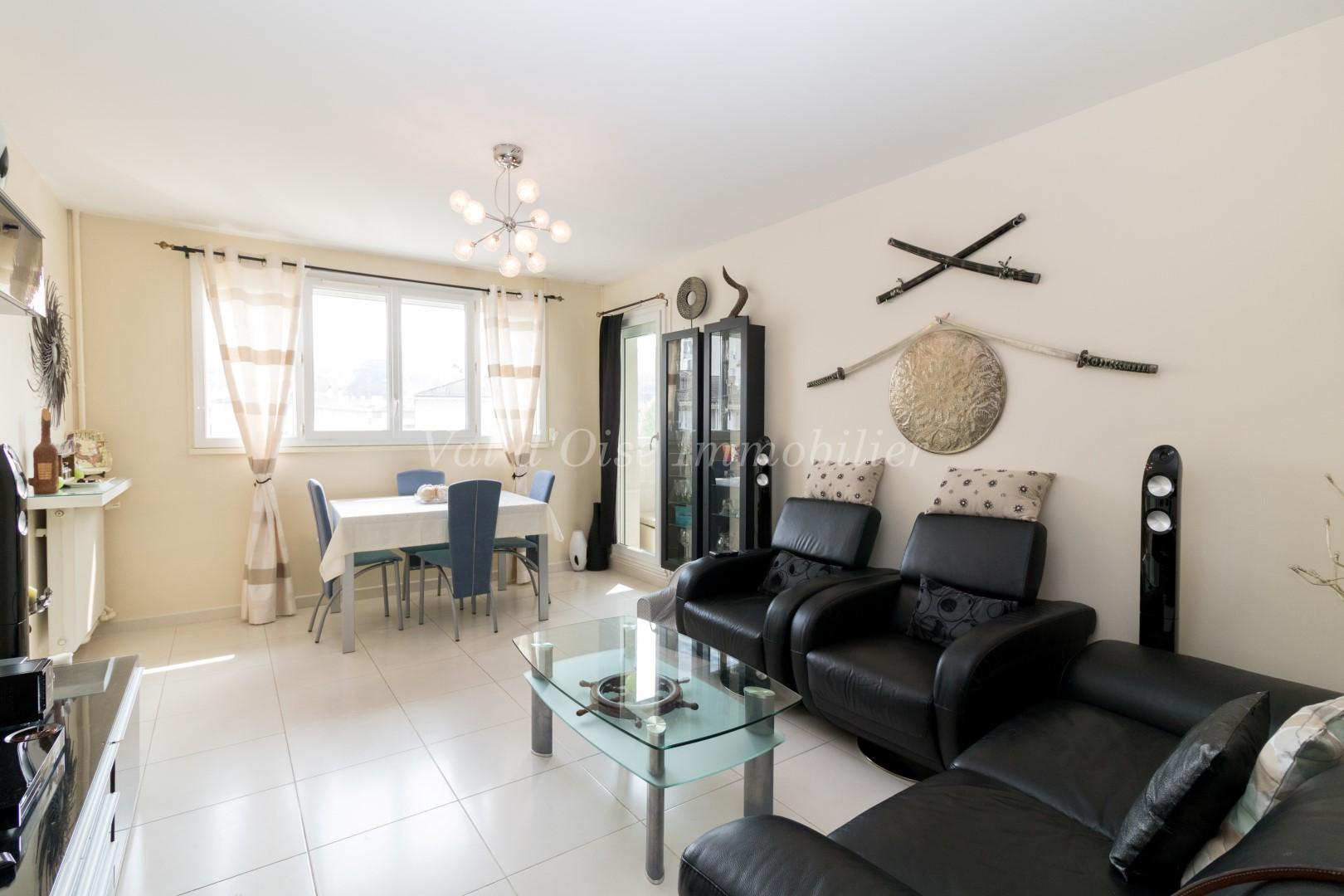 Appartement 3 Pièces – Franconville – EXCLUSIVITE