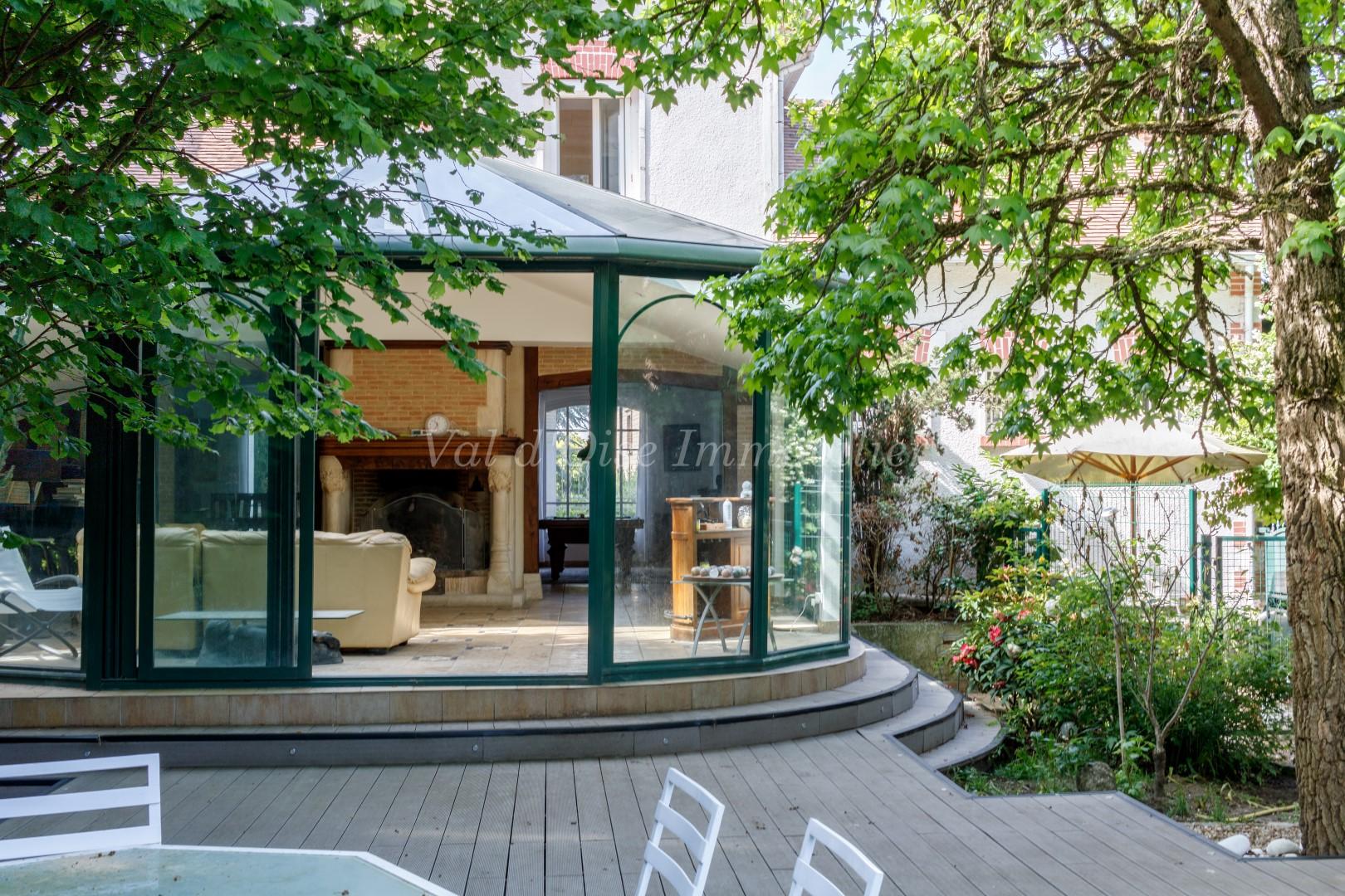 Maison 7 Pièces – Saint-Prix
