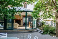 terrasse et veranda