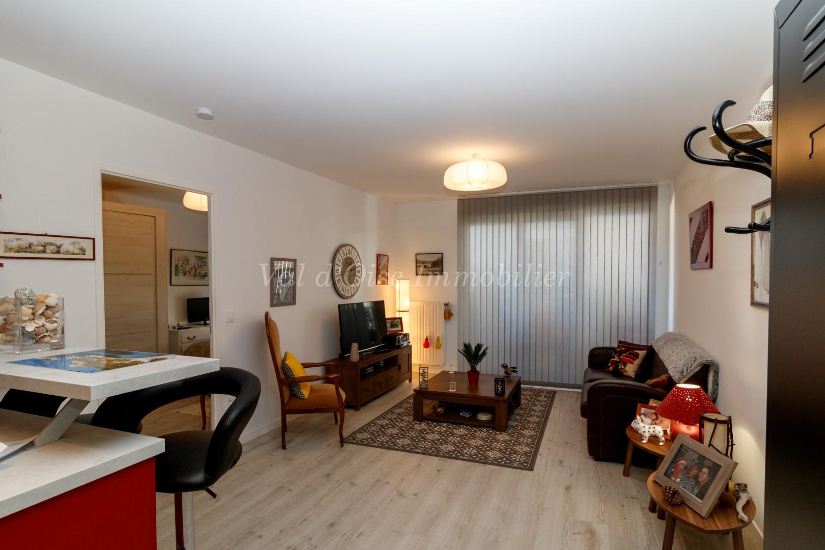 Appartement 2 Pièces – Saint-Leu-la-Forêt
