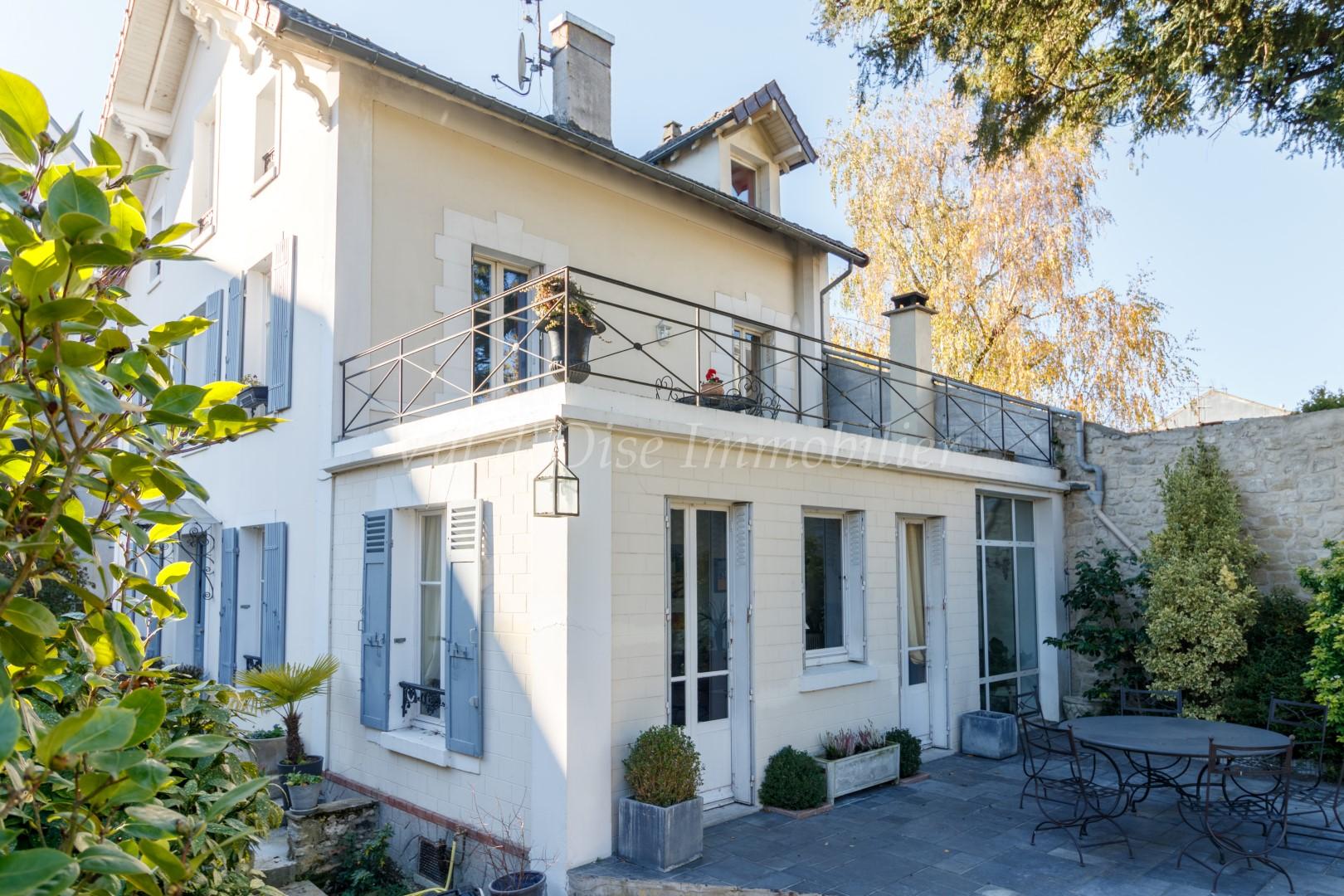 Maison 9 Pièces – Taverny Vaucelles  EXCLUSIVITE