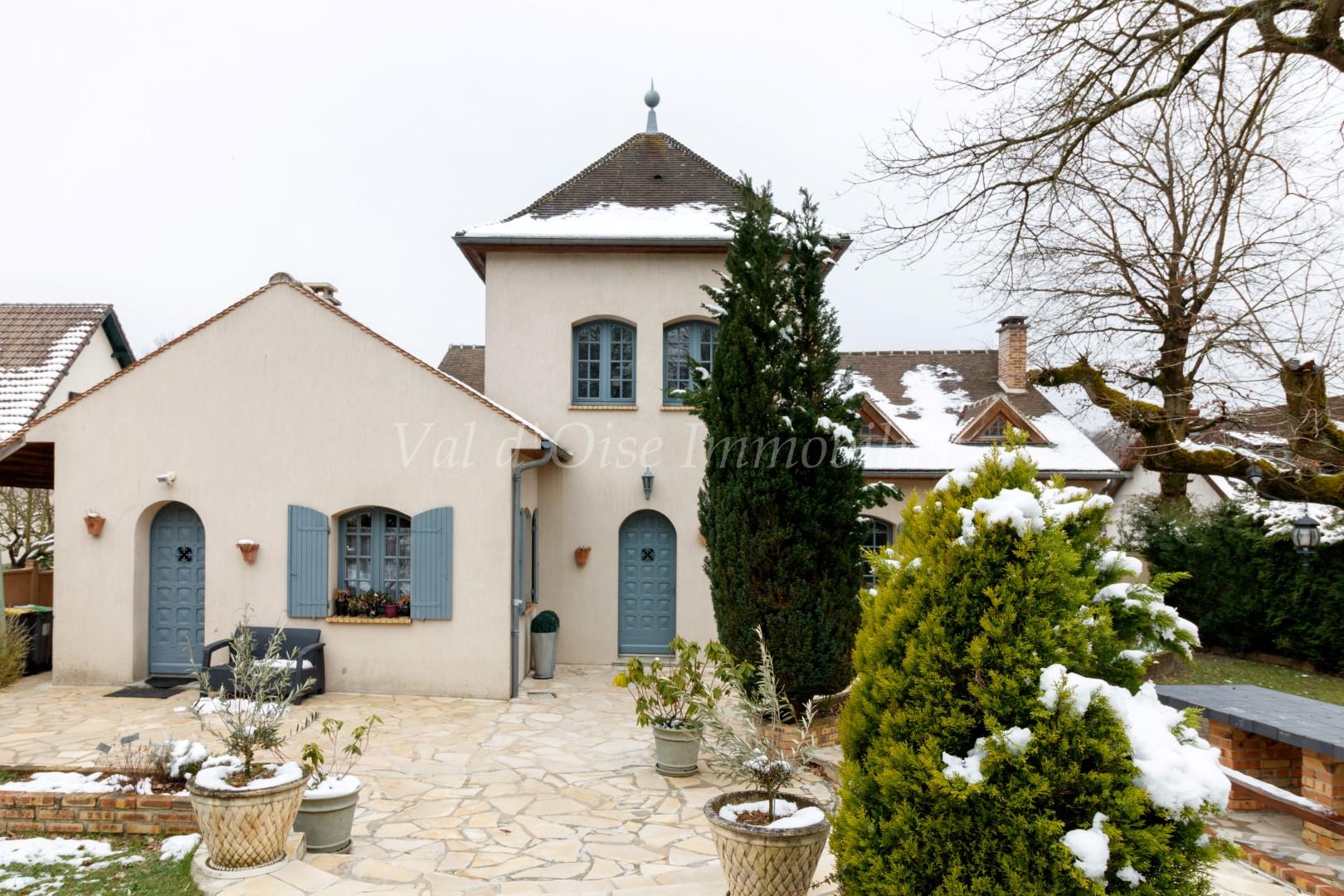 Maison 9 Pièces – Beauchamp