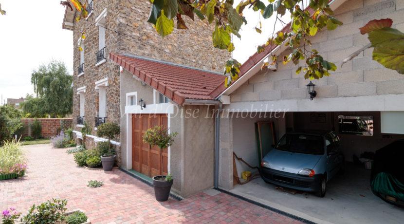 extérieur garage