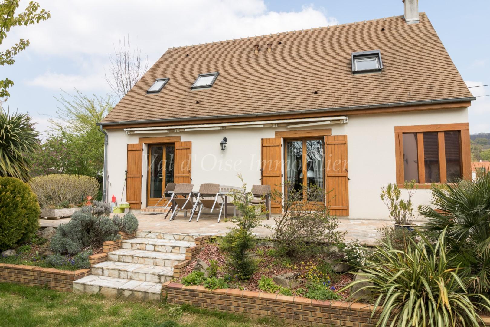 Maison 7 Pièces – Saint-Leu-la-Forêt