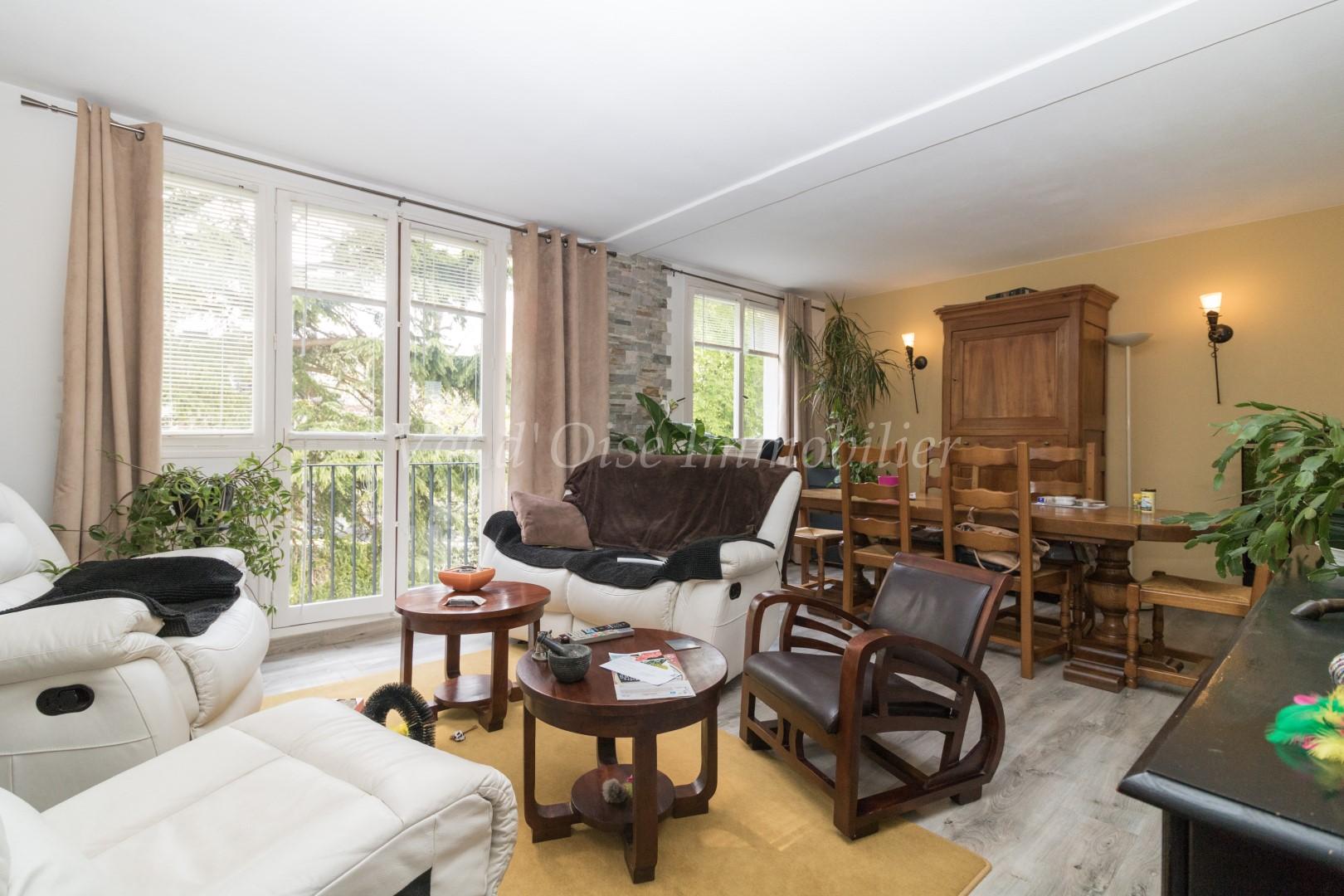 Appartement 2/3 Pièces – Eaubonne – EXCLUSIVITE