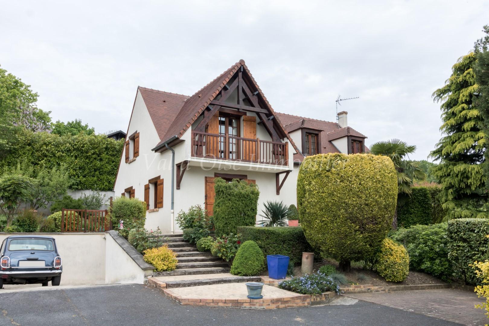 Maison 5 Pièces – Saint-Leu-la-Forêt