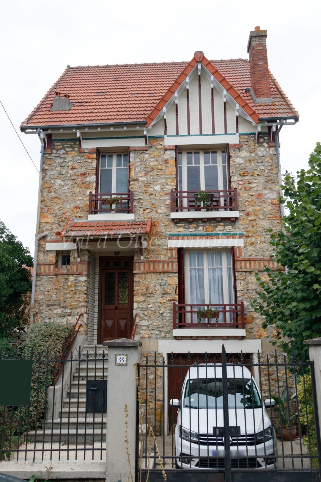 Maison 6 Pièces – Saint-Leu-la-Forêt