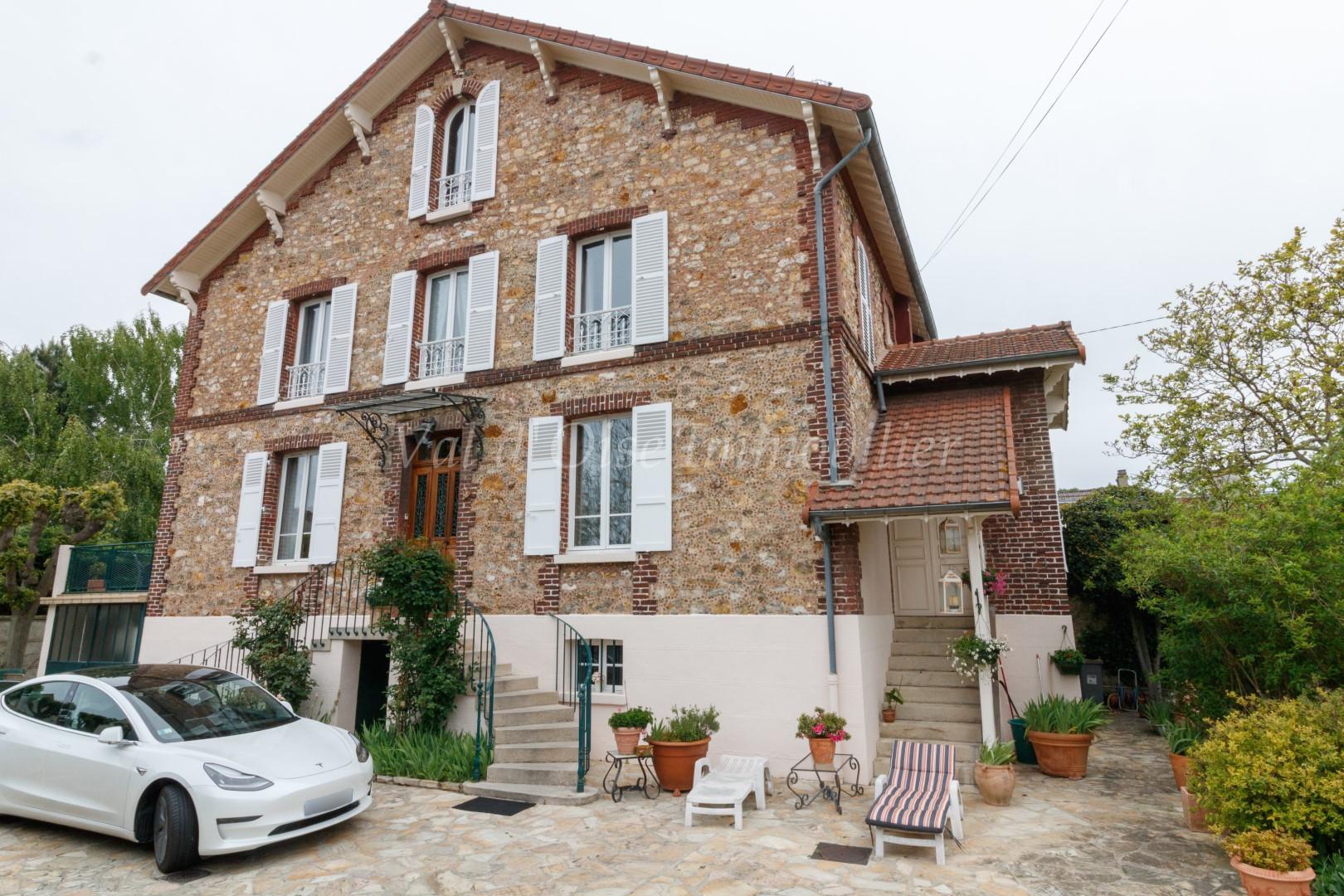Maison 8 Pièces – Bessancourt